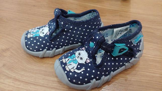 Pantofle Bafado r.20