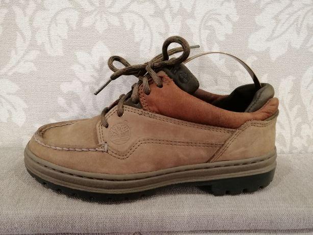 туфли Timberland полуботинки оригинал (по стельке 21,5 см)