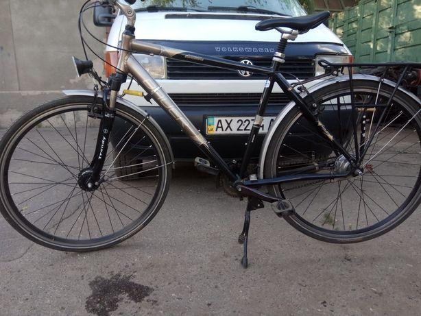 Велосипед bauer