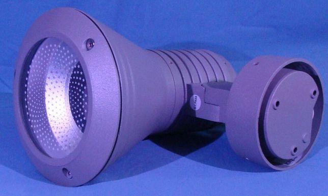 Lampa naścienna - Oprawa elewacyjna jednostronna - Klinkiet