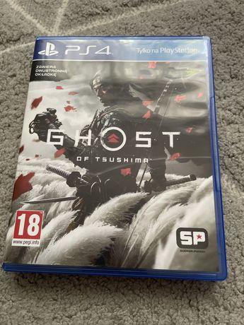Ghost Of Tsushima PS4 PS5. Rezerwacja