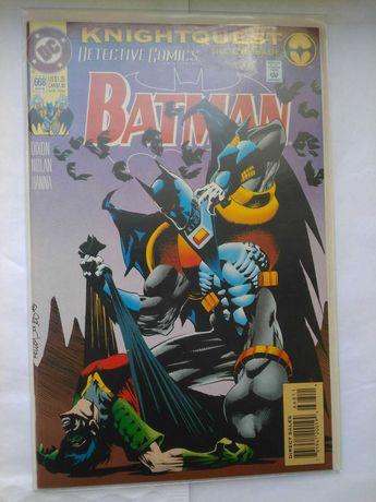 Komiksy Detective Comics Batman Lata 90 i 2000+
