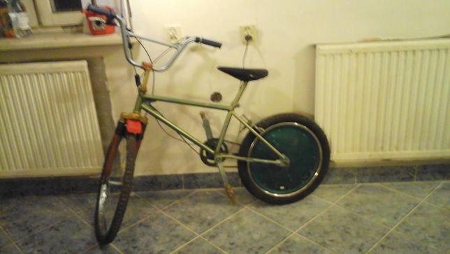 Rowery BMX .