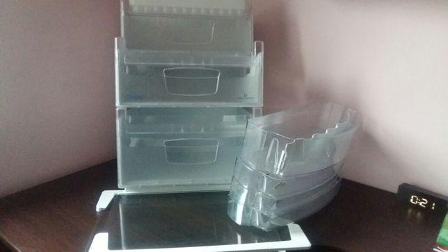 Ящики,дверні полички,стікляні полки до холодильника INDESIT