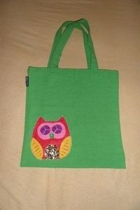 sowa bag torba shopper boho worek eko