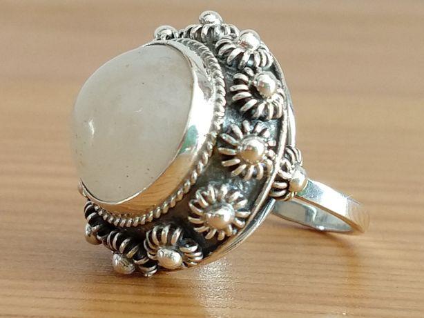 IMAGO ARTIS stary srebrny pierścionek, 10gram