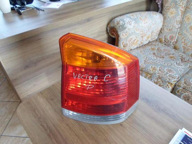 Opel Vectra C sedan - lampa prawy tył