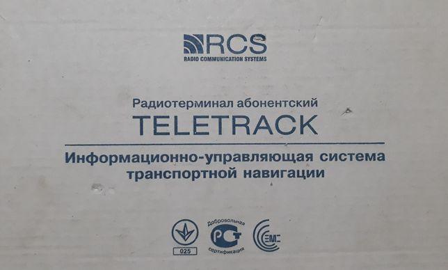 Профессиональный автомобильный GPS трекер Teletrack TT2-21Lq