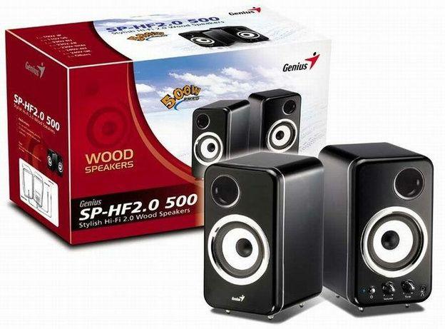 Glosniki Genius SP-HF2.0 500 Speakers