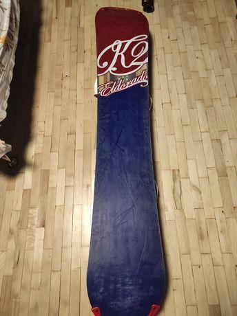Сноуборд K2 Eldorado (Без креплений)