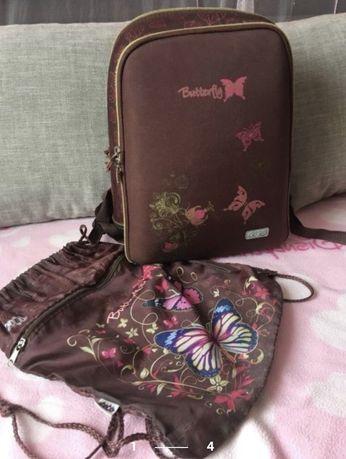 Рюкзак для дівчинки Zibi+сумка на перезувне.