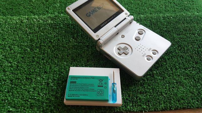 Bateria akumulator GameBoy SP NOWY