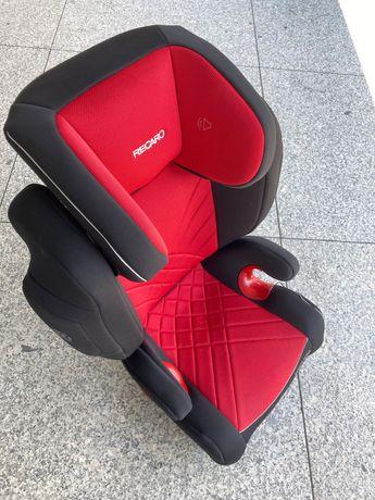 Fotelik samochodowy Recaro Monza Nova black-red 15-36kg, do 140cm
