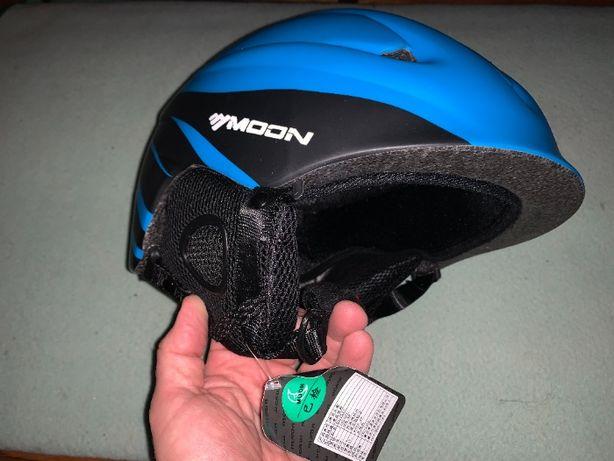 Шлем горнолыжный, новый, размер L-XL