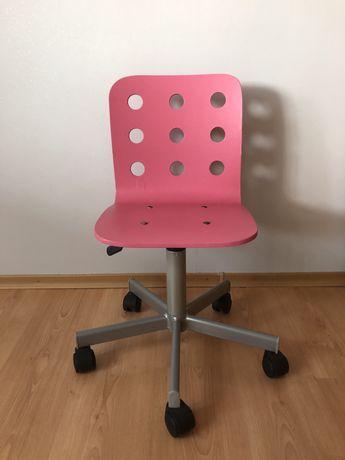 Krzesło dziecięce Ikea Jules