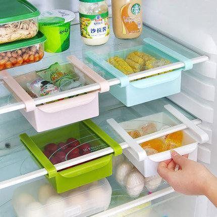 Подвесной органайзер (ящик, коробок, полка) в холодильник