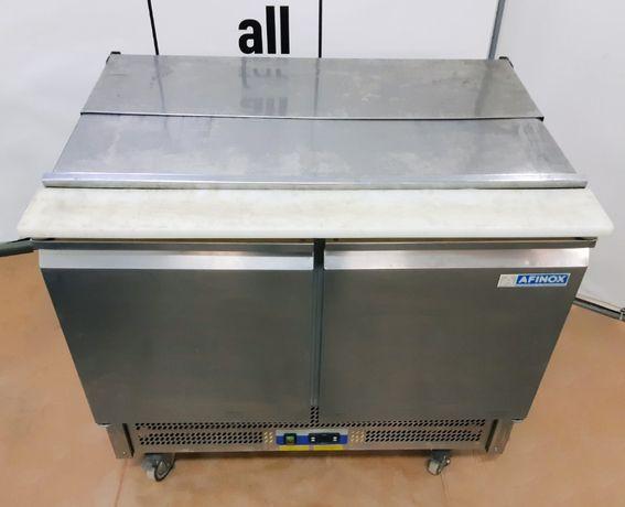 Холодильний стіл Саладетта Afinox - SRE 602