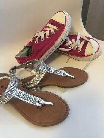 Buty dziewczęce, rozmiar 31