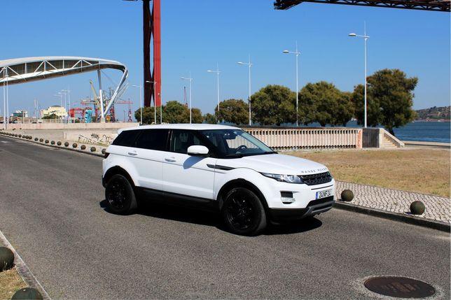 Land Rover Evoque Ed4 disponivel desde 22900€