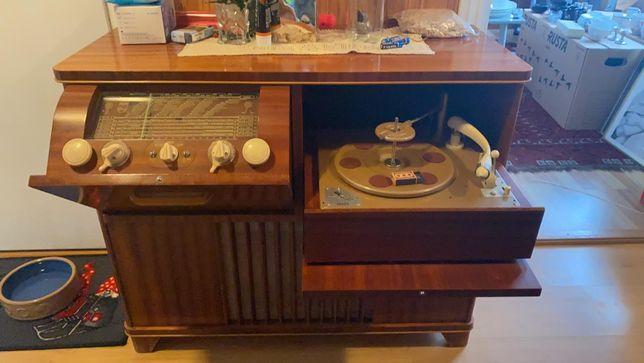 Radiola Philips FS 703 A szwedzka radio + gramofon