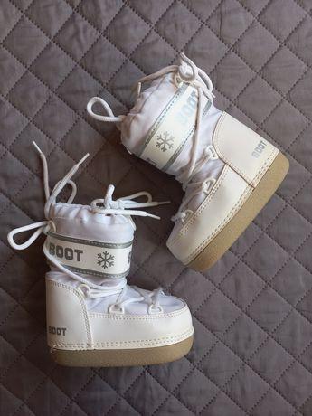Луноходы сноубутсы мунбуты snow boot moon boot сапоги сапожки ботинки
