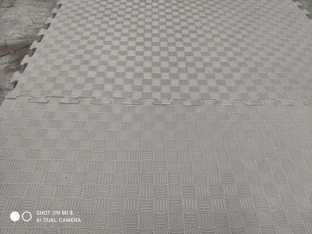 Placas EVA Tatami 1mX1m 40mm