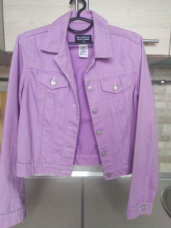 Джинсовая куртка, размер S - M