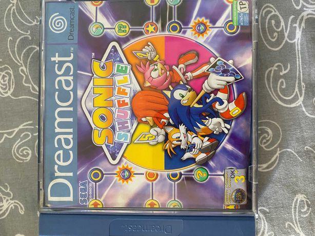 SEGA Dreamcast Sonic Shuffle