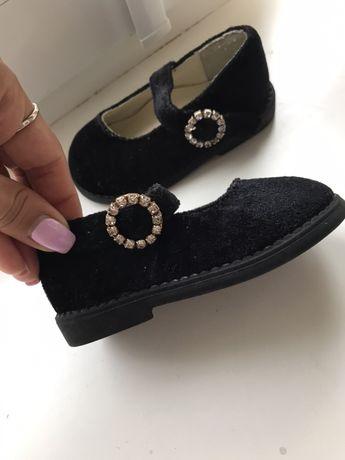 Бархатные туфельки на принцессу