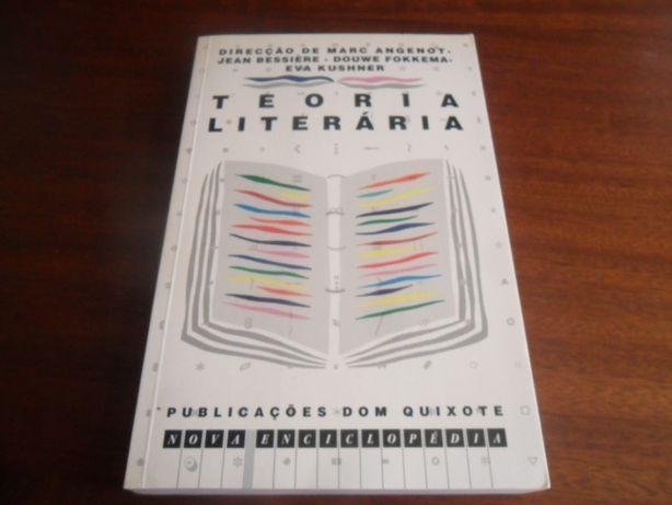 """""""Teoria Literária"""" Problemas e Perspectivas de Vários"""