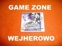 Pokemon Ultra Moon Nintendo 3DS + 2DS = Wejherowo = Gwarancja