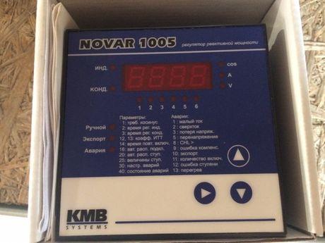 Регулятор реактивной мощности Novar 1005