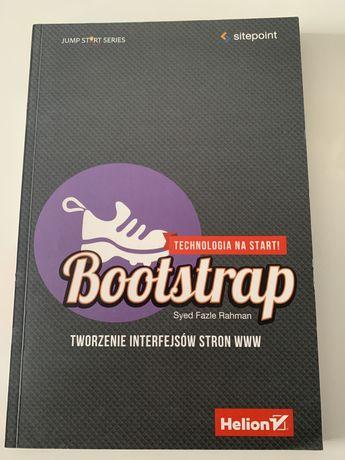 Bootstrap technologia na start Syed Fazle Rahman