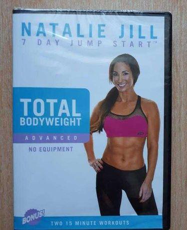 Natalie Jill Total Bodyweight Advanced DVD