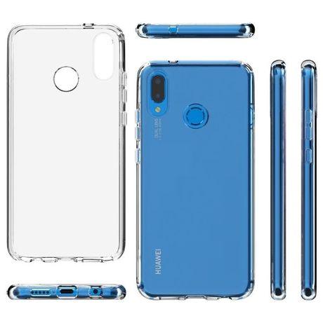 Etui CLEAR PRO+ Huawei Mate 10 Lite P20 / P20 Pro Mate 20 / 20 Lite