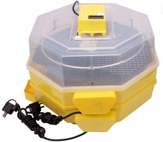 Inkubator wylęgarka klujnik AUTOMATYCZNE OBRACANIE 82 JAJA