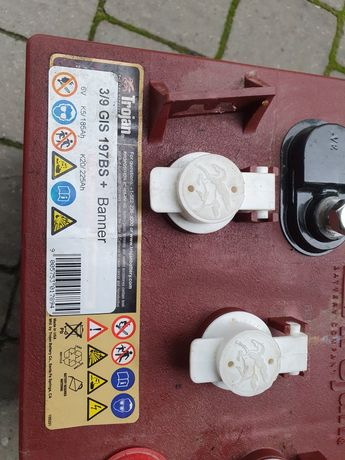 Akumulator trakcyjny trojan 6v 225ah