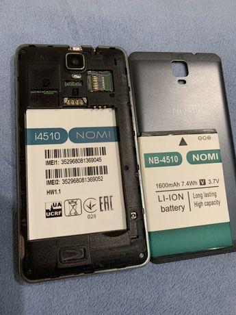 Запчасти Nomi I4510