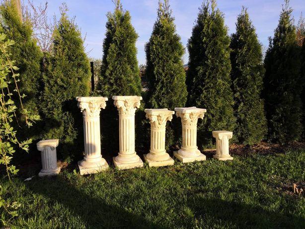 Kolumna grecka na kwiaty