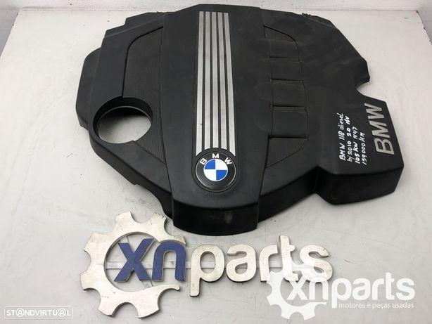 Tampa do motor Usado BMW 1 (E87) 118 d   09.06 - 06.11 REF. 1114 7797410-08 MOTO...