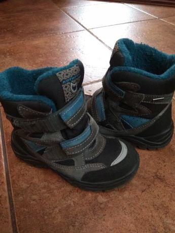 Ботинки зимние Котофей 27р. 17.5 см по стельке