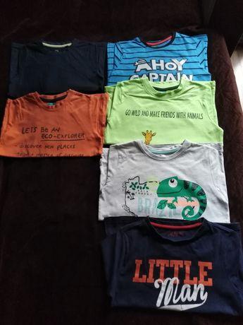 Koszulki z krótkim rękawem 122, 128