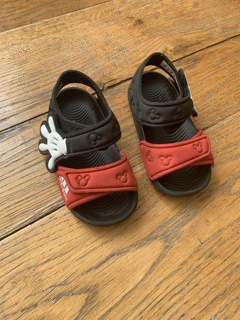 Дитячі босоніжки Disney Adidas адідас, 21 розмір
