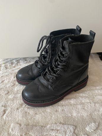 Сапоги, ботинки Zara