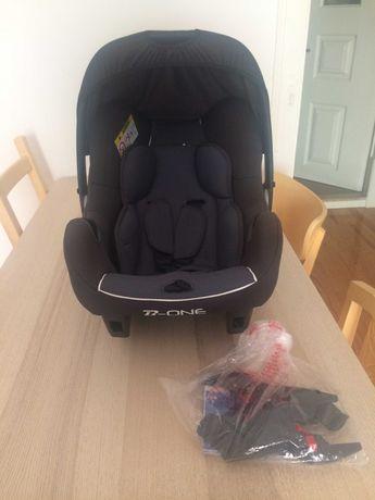 Cadeira Auto nova G.0+ Nania