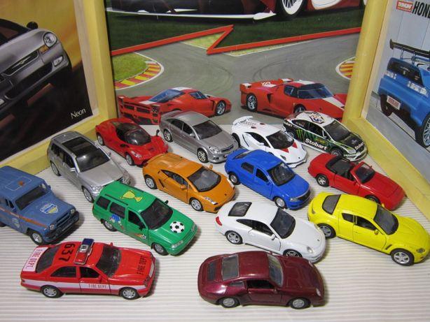 Машины-модельки (М 1:32-36-39)