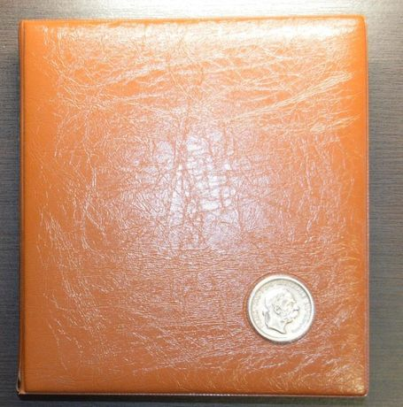 Альбом для монет 16-листов