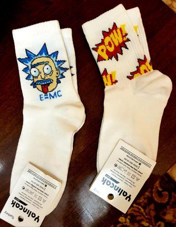 Новые носочки с приколами