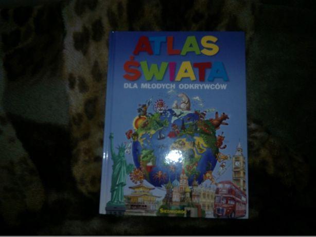 Atlas świata, Encyklopedia Szkolna Leksykon Tom 1 A-Ka i Tom 3 R-Ż