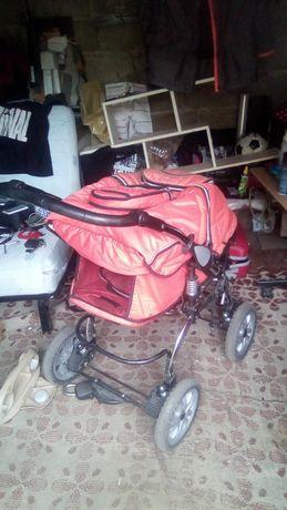 Продам коляску срочно дёшево